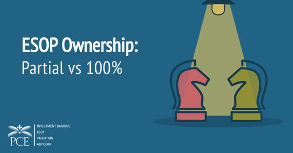 ESOP Ownership: Partial vs 100 Percent
