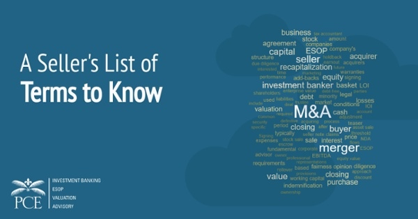 A Sellers List of Terms to Know