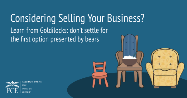 Considering Selling Your Business?