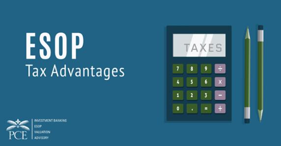 ESOP Tax Advantages