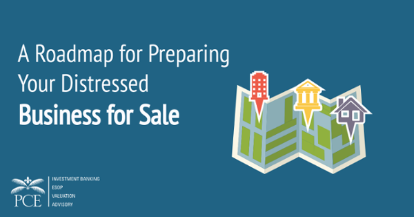 A Roadmap for Preparing Your Distressed Business for Sale