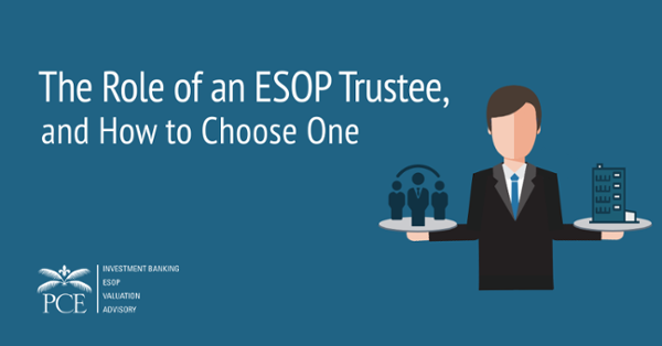 The Role of an ESOP Trustee