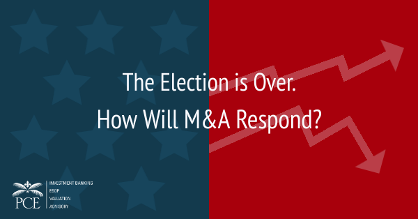 The Election is Over. How Will M&A Respond