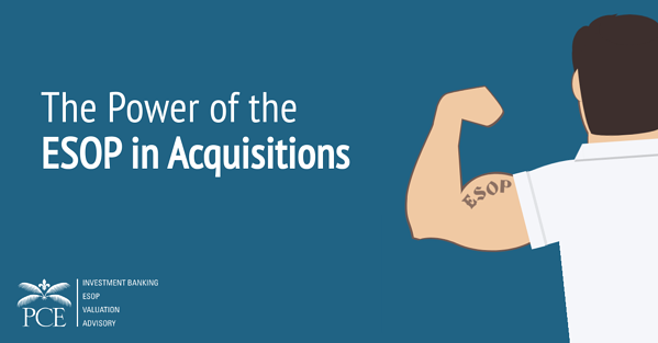 The Power of the ESOP in Acquisitions