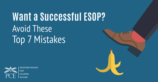 7 Mistakes to avoid if you want a successful ESOP