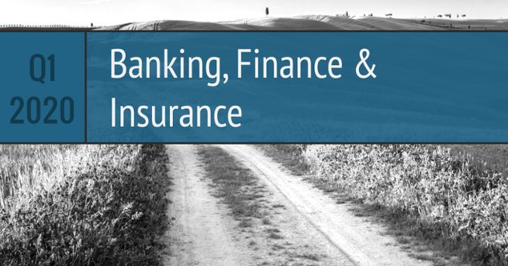 Q1 2020 Banking Finance Insurance