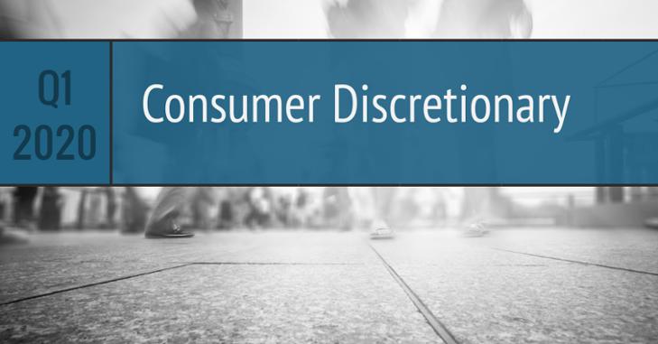 Q1 2020 Consumer Discretionary