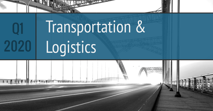Q1 2020 Transportation Logistics