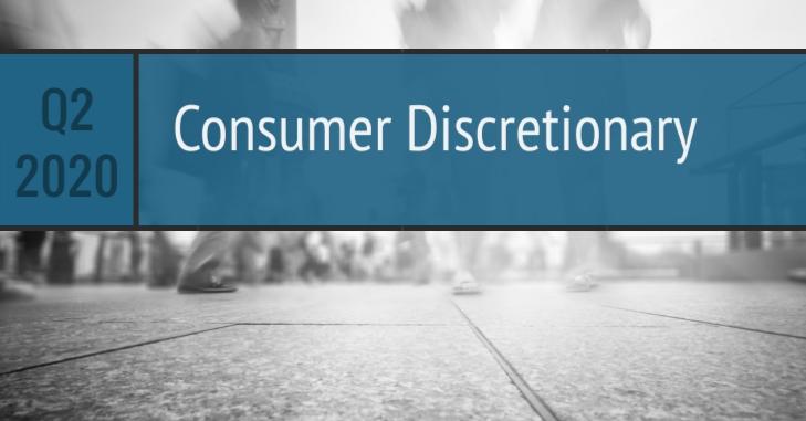 Q2 2020 Consumer Discretionary