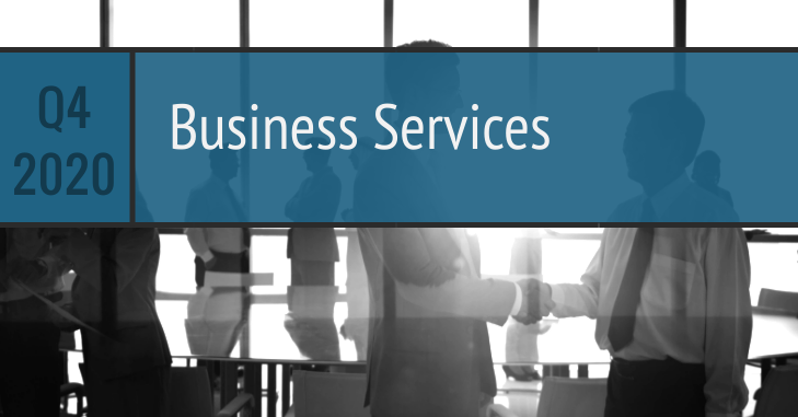 Q4 2020 Business Services