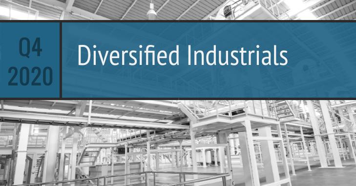 Q4 2020 Diversified Industrials