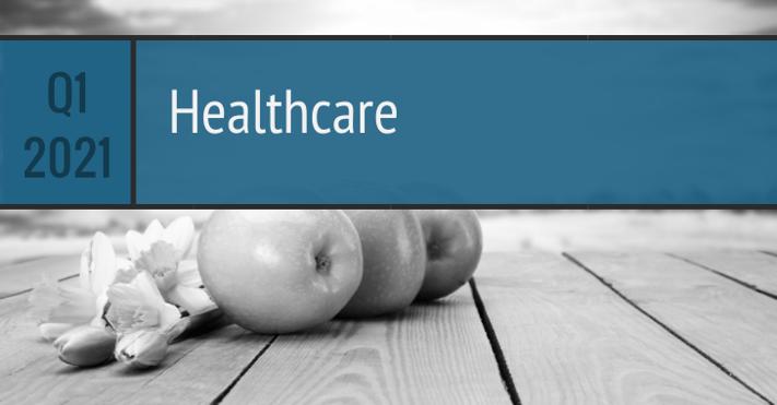 Q1 2021 Healthcare