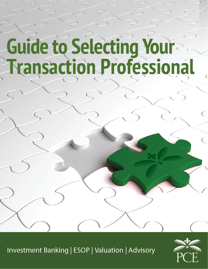 Selecting Your Transaction Partner