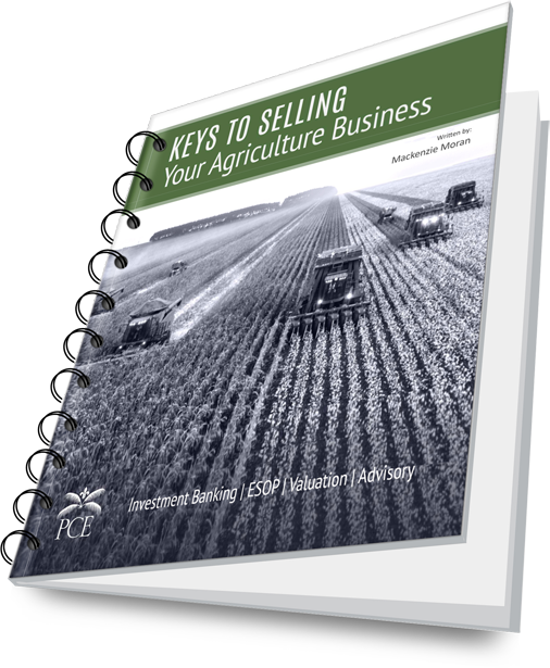Bound Cover - Keys to Selling Your Agriculture Business