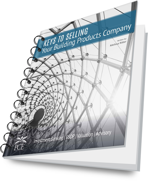 Bound Cover - Keys to Selling Your Building Products Company