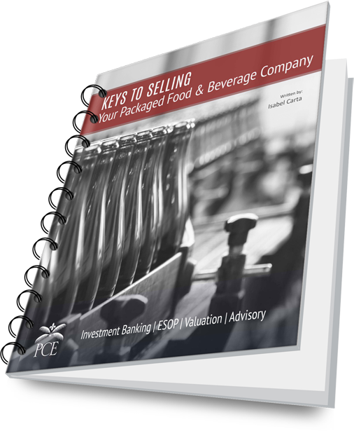 Bound Cover - Keys to Selling Your Packaged Food and Beverage Company