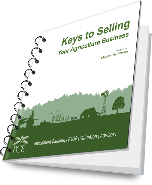 Keys to Selling Your Agriculture Business - Spiral Cover