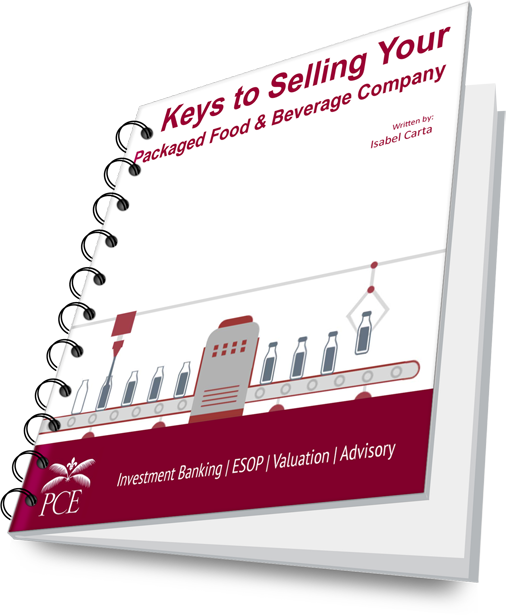 Keys to Selling Your Packaged Food and Beverage Company eBook